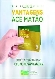 ACE-Matão lança o Cartão Clube de Vantagens