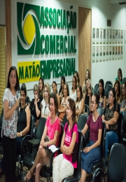 ACE-Matão realizou o encontro de mulheres empreendedoras