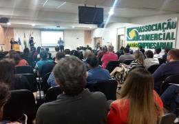 aa90525b94b5c Coquetel para expositores da FACIMA 2018 foi realizado na ACE-Matão