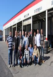 Empresários do Projeto Empreender visitaram AAPEX e Sema Show em Las Vegas